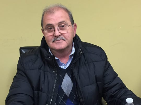 Hatem Drak Sibai, 62, of Bloomfield Hills, left Syria after his son was reportedly shot dead by government forces in 2011.