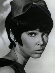 Yvonne Craig during her career.