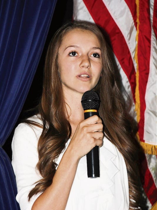 Sinea Runnels was a third-year recipient of the Academic Letter Award, which meant she had to maintain a 3.75 or better average for seven semesters of high school. She is one of six valedictorians, who all maintained a perfect 4.0.  The awards were presented on Thursday at Silver High School. Mary Alice Murphy - Sun-News