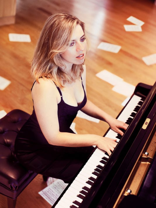 """Renowned pianist Natasha Paremski performs Tchaikovsky's """"Concerto No. 1"""" with the Las Cruces Symphony Orchestra at New Mexico State University at 7:30 p.m. Saturday and 3 p.m. Sunday at Atkinson Music Center Recital Hall."""