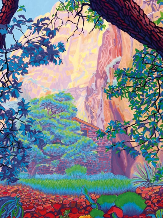 """Hidden"" by Rhonda Winters of Las Cruces"