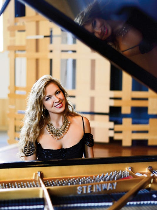 Pianist Svetlana Smolina is one of four performances that are part of the Las Cruces Civic Concert Association's 71st concert season.