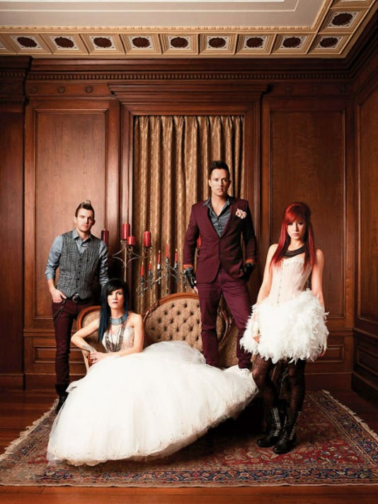 Skillet will perform at 8 p.m. Aug. 13 at the Inn of the Mountain Gods. Tickets range in price from 25 to 50 plus fees and are available through Ticketmaster outlets, www.ticketmaster.com and 800-745-3000. Those under the age of 21, must be accompanied by some one 21 and older.