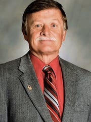 COURTESY PHOTO   John Gratton, president of New Mexico State University Carlsbad, graduated from the Leadership New Mexico Core Program, which is intended to enhance leadership skills and deepen knowledge of state challenges and opportunities.