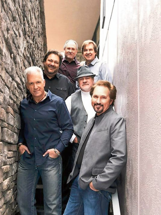 Courtesy   Diamond Rio is set to perform at the Spencer Theater for Performing Arts in Alto Friday.