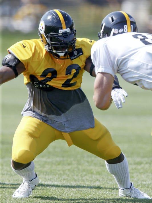 Pittsburgh Steelers outside linebacker James Harrison is not a fan of participation trophies.