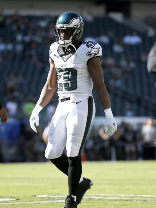 Philadelphia Eagles running back DeMarco Murray had just 2 yards on 13 carries on Sunday vs. Dallas.