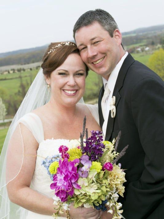 Mr. and Mrs. Michael Mattheiss