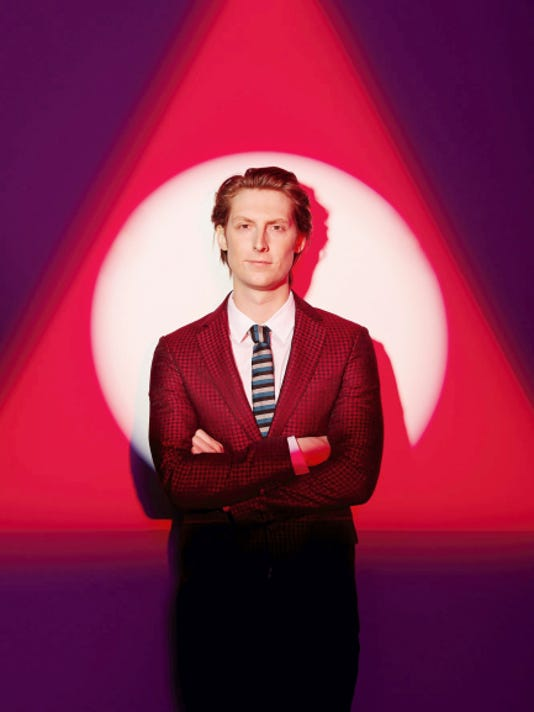 Eric Hutchinson will be coming to Hershey on July 11, as he'll open for Kelly Clarkson. Photo by JUCO