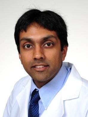 Dr. Rajeev Narayan joins The Heart Center