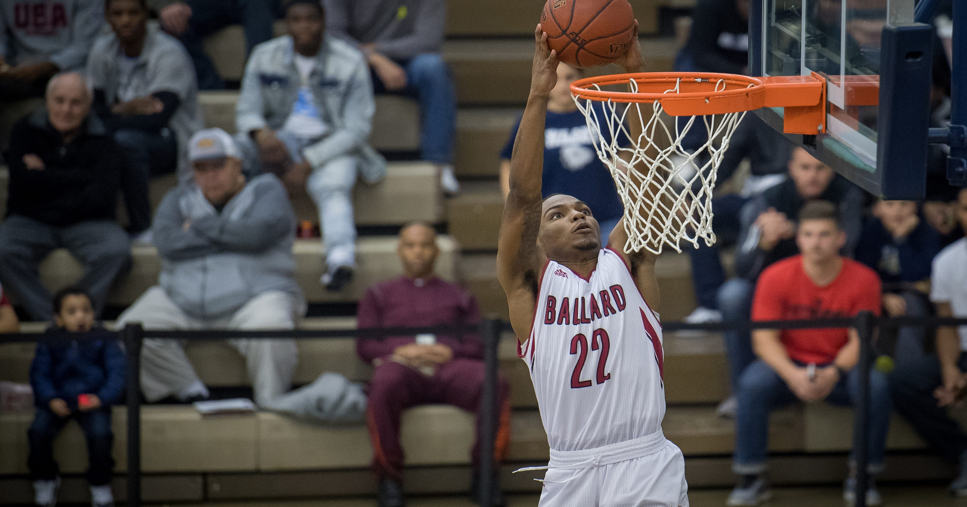district basketball highlights | ballard beats eastern in 28th final