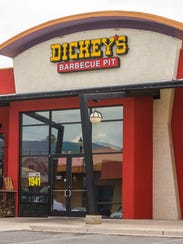Dickey's Barbecue Pit in Cedar City announced that