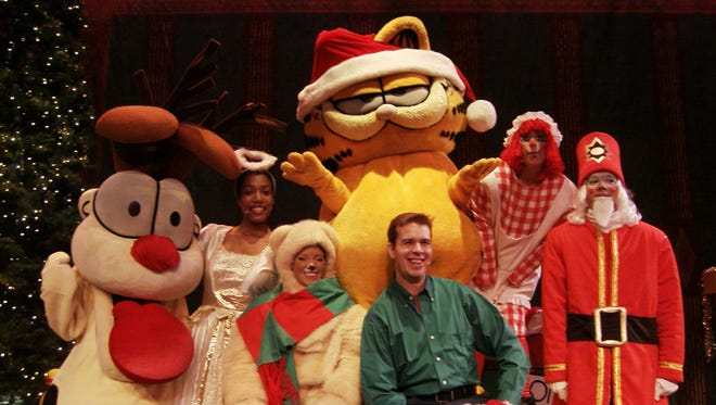 """""""Garfield Christmas"""" on Dec. 16 is among the many holiday events coming to Rahway this season."""
