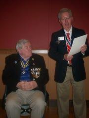 Gold Life Master Award - A.J. Stephani, ACBL District