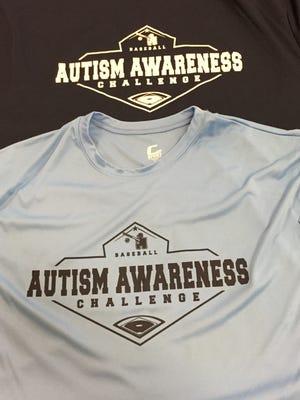 Autism Awareness Baseball Challenge jersey