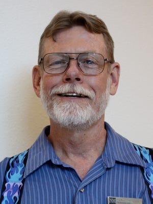 NMSU-A Professor Jary Rupe