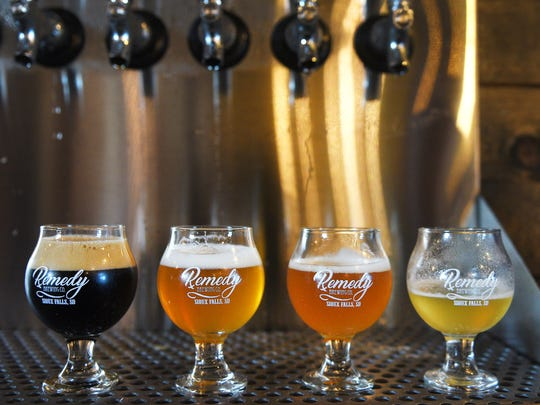 Remedy Brewing prepares for the Friday night crowd