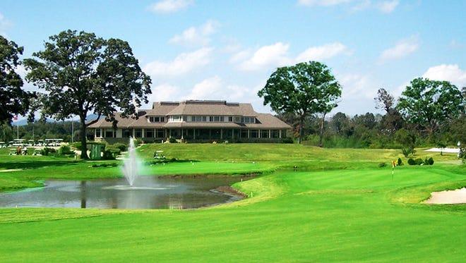 Broadmoor Golf Links will host Monday's Buncombe County tournament.