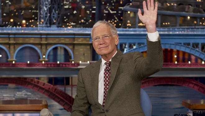 "After 33 years in late night and 22 years hosting CBS's ""Late Show,"" David Letterman will retire Wednesday."
