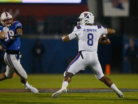 NCAA Football: Frisco Bowl-Louisiana Tech vs Southern Methodist