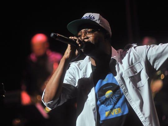 "Rapper Al Kapone bridges the generations on the ""Take"