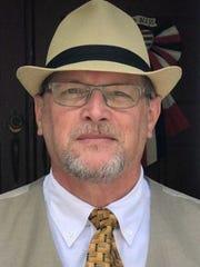 Asheville Fraternal Order of Police President Rondell Lance