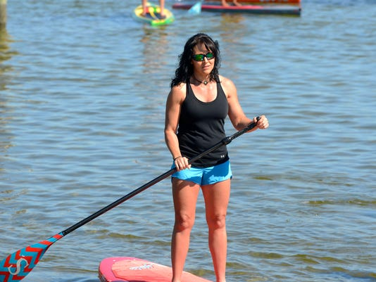 Paddle for Cancer 5