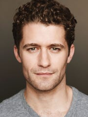 Saturday: Matthew Morrison at the Annenberg Theater