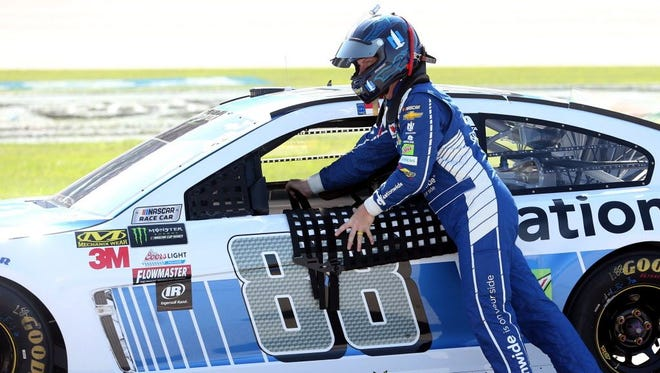 Hendrick Motorsports is keeping its options open as it searches for a replacement for Dale Earnhardt Jr.