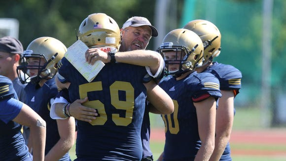 NV/Old Tappan will try to win a North 1, Group 4 title and close out the season undefeated.