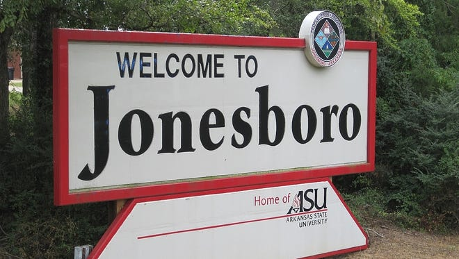 State news out of Jonesboro.