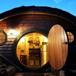 Glamping USA: Stay in a Hobbit hut, a covered wagon or a caboose