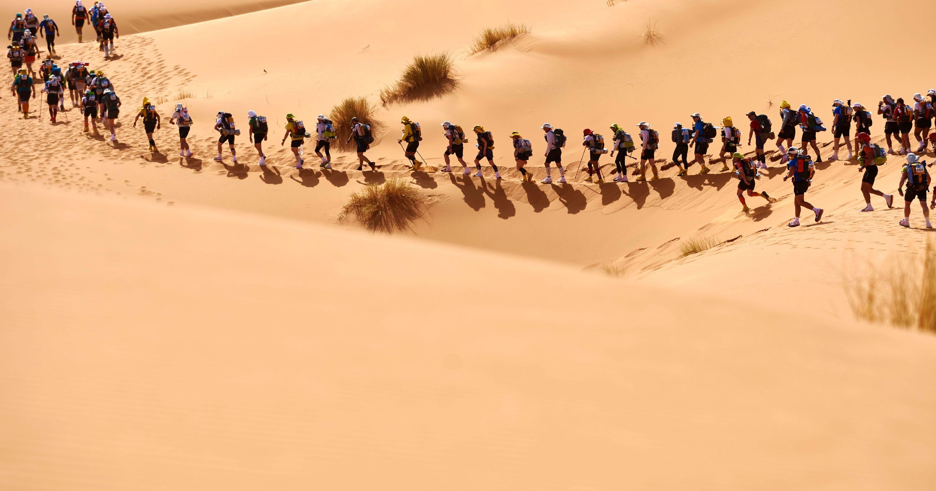 10 of the world's toughest ultramarathons