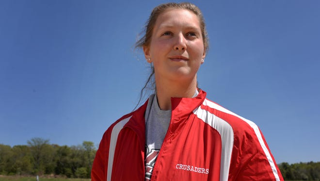 Delsea softball's Hanna Zeilman has four older sisters, all played for the team before her.