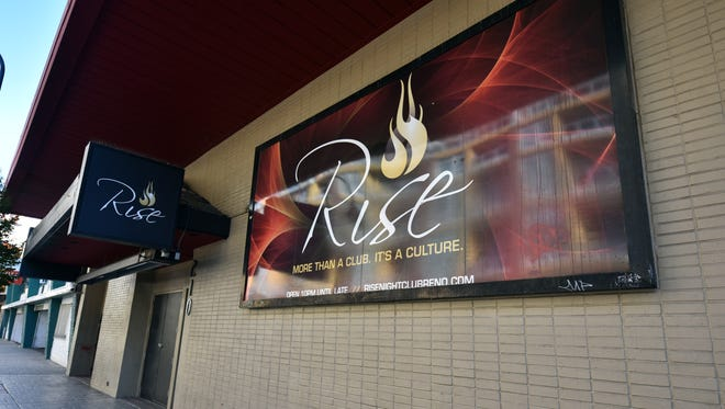 The former Rise Nightclub may rise again as a grocery store.