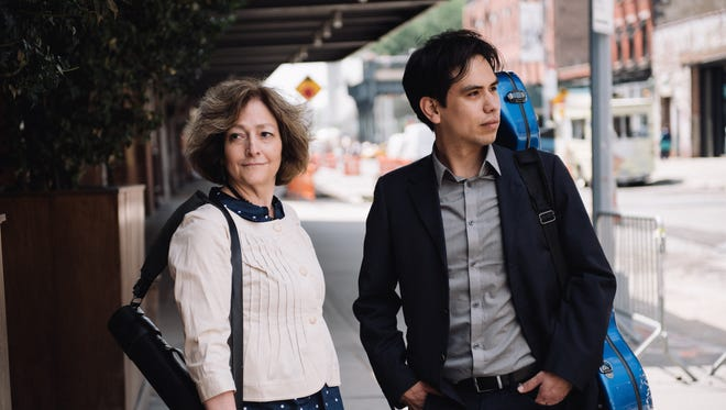 The Watchung Arts Center is pleased to present The Cline/Cuestas Duo in concert, as part of its Classicals at the Circle series, on Saturday, April 22 at 8 p.m.