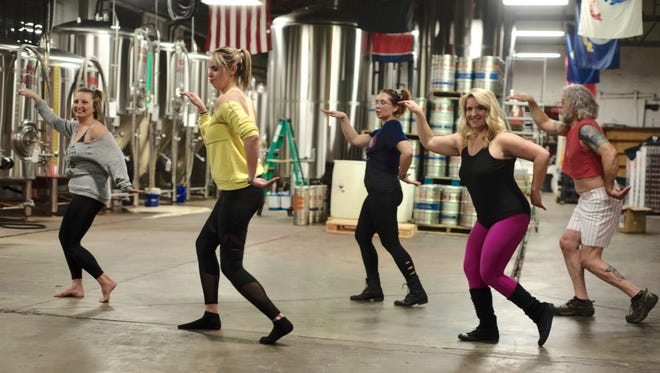 The inaugural 80s Fitness Party will be held at Mayday Brewery.