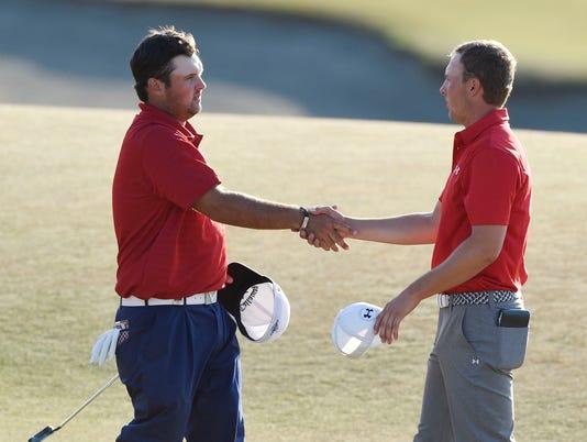 USP PGA: U.S. OPEN-THIRD ROUND S GLF USA WA