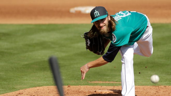 Left-hander Dillon Overton could fill a middle-innings, multiple-outs role in the Mariners bullpen.