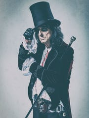 Rock icon Alice Cooper will perform at the York Fair.