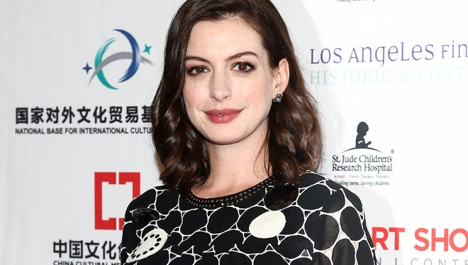 Hathaway's mission as a U.N. Goodwill ambassador is to promote equality for working mothers.