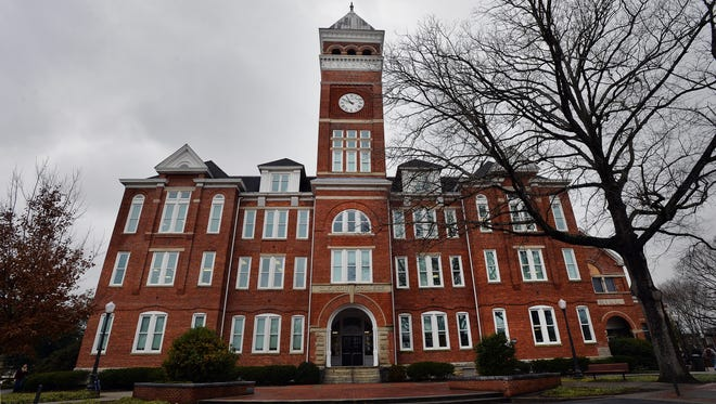 Clemson University ranked No. 1 in the state in a new schools.com survey that emphasized affordability, graduation rates, student debt and availability of online courses, among  other criteria.