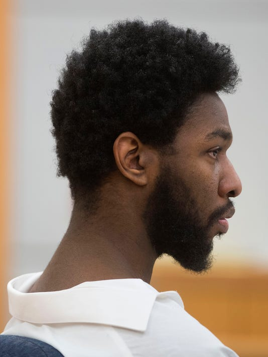 Gregory Williams Trial