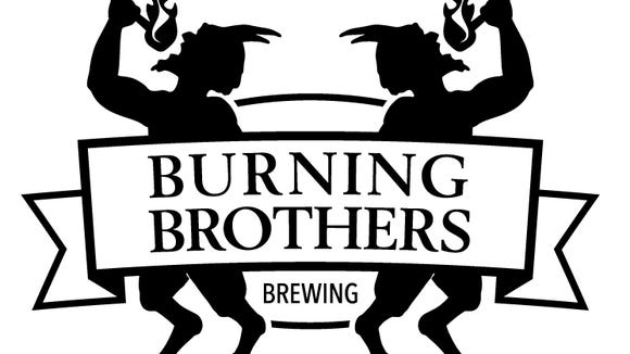 Burning Brothers Brewing logo.