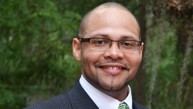 Monté Ward is information security officer for Tallahassee's Prime Meridian Bank.