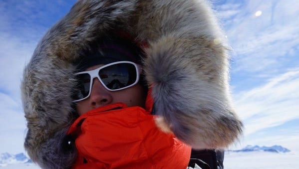 Colin O'Brady plans to clim the Seven Summits and ski both poles in under six months.