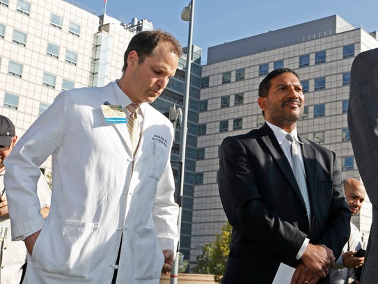 Zachary Rubin, medical director of clinical epidemiology