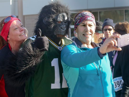 5K Race at the zoo