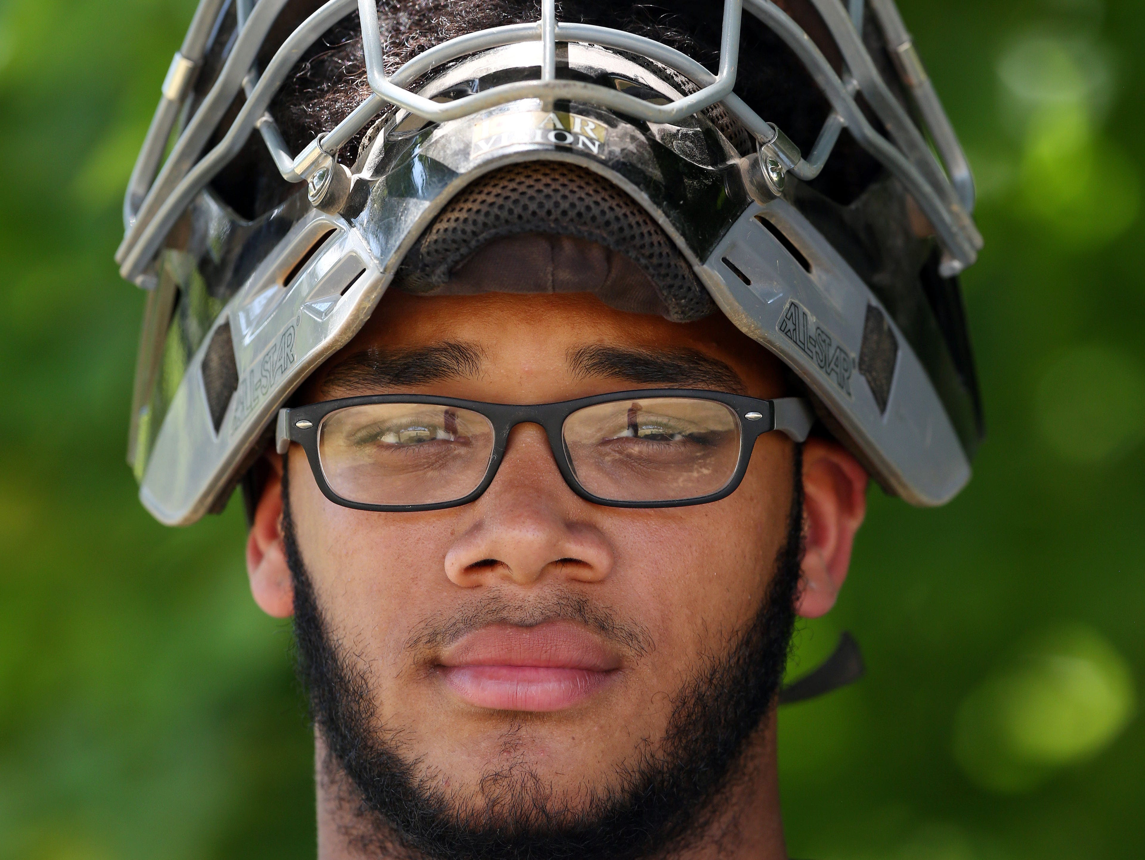 The Journal News Rockland baseball player of the year is East Ramapo's Jeffry Parra June 25, 2016.