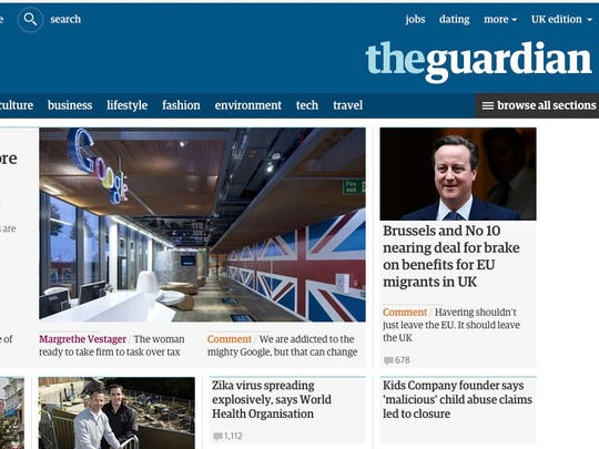 Its likely the 'Guardian' will double down on digital